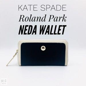 Kate Spade Vintage Roland Park Neda Wallet